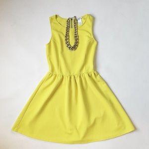 Barr 111 Citron Dress